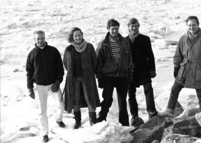 Billede af Esbjerg Ensemble fra 1986